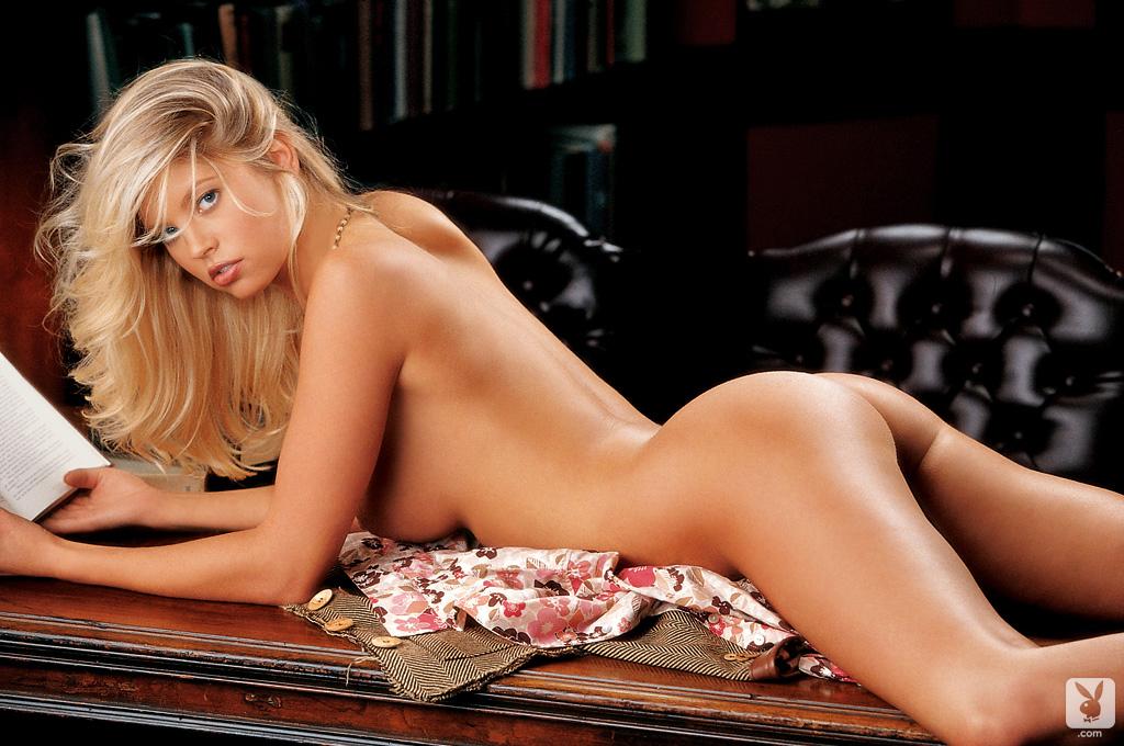 Oui magazine centerfold nude