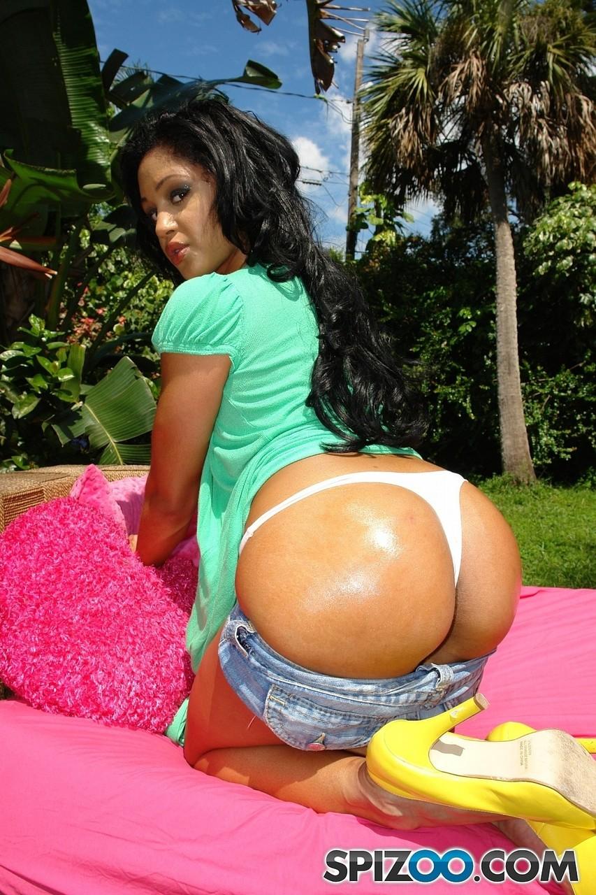 Big Tits Hairy Latina Teen