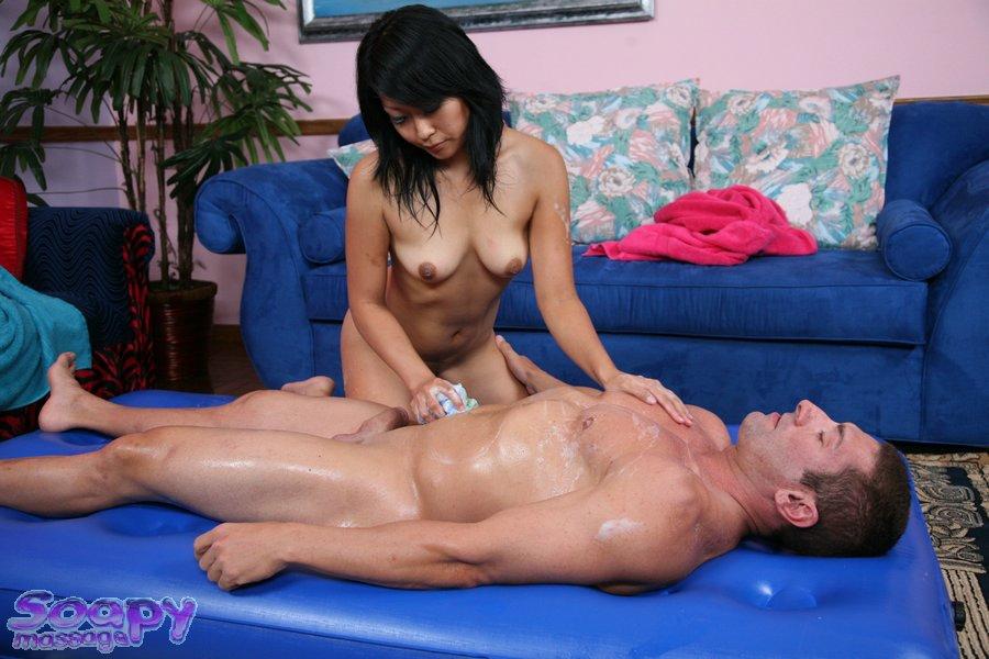 Erotic thai massage photo