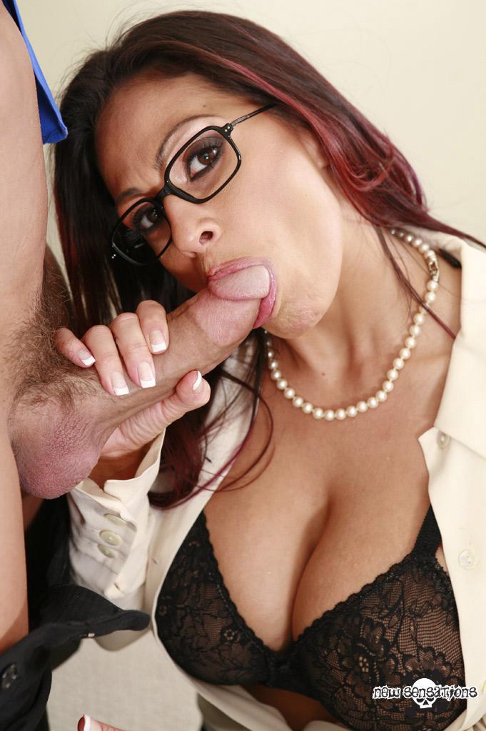 Big Tits Lingerie Striptease