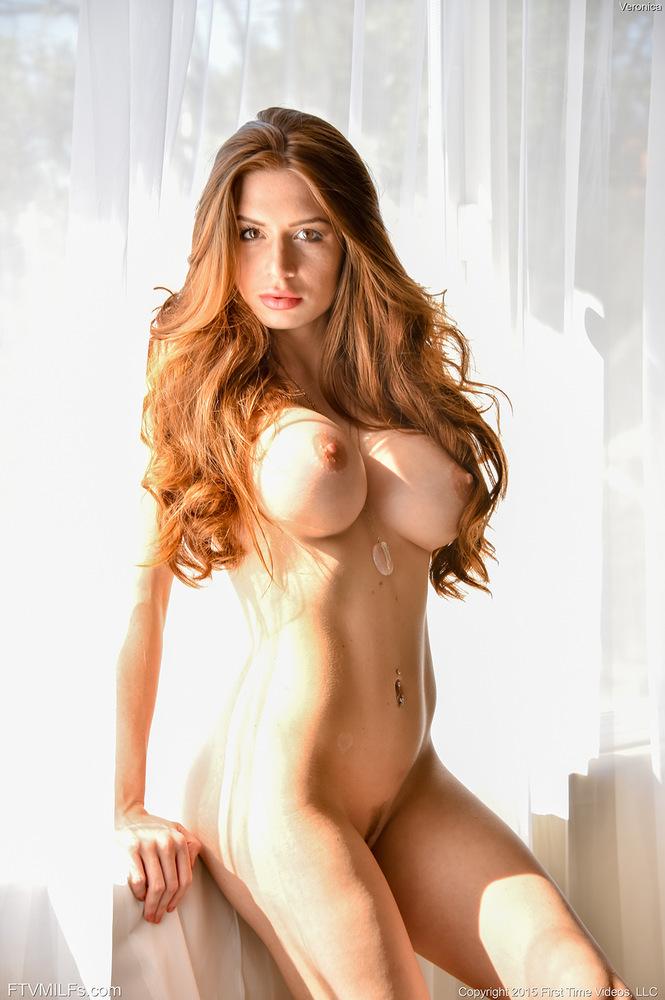 Hot Brunette Teen Big Tits