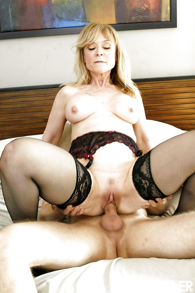 Nina hartley blowjob POV