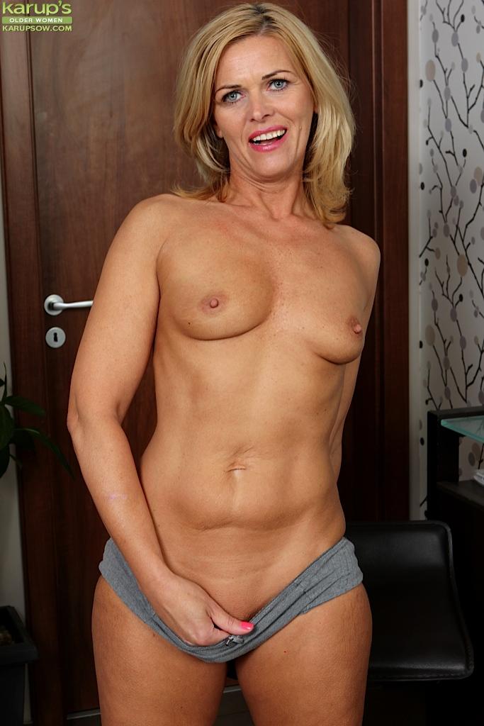 Small Tits Big Ass Blonde