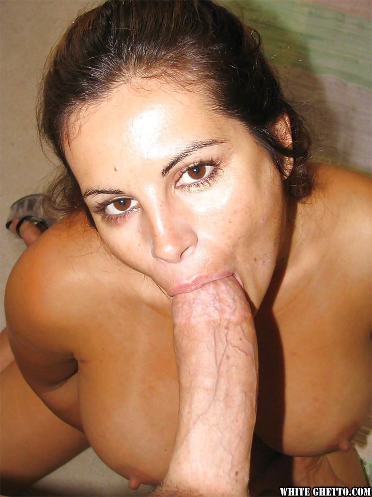 Mature Latina Blowjob Pov