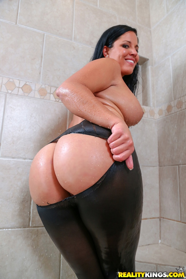 Missy Maze has that classic big Latina ass that everyone loves