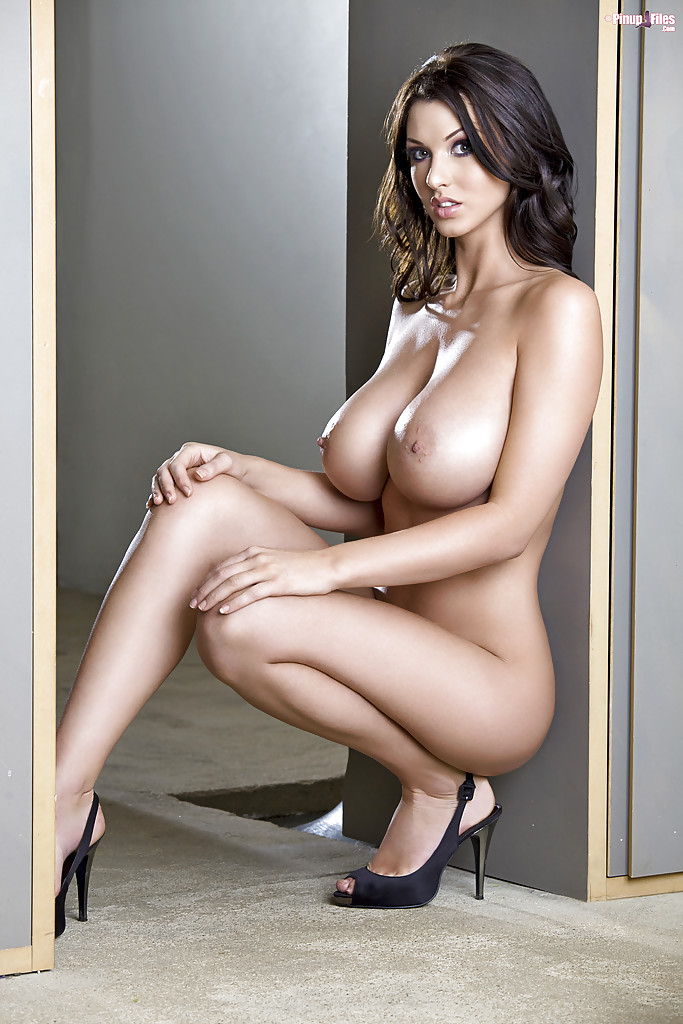 Naked And Busty
