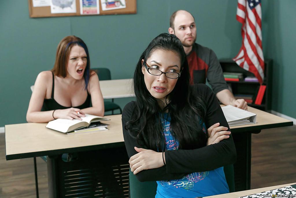 Lady Teacher Fucks Student
