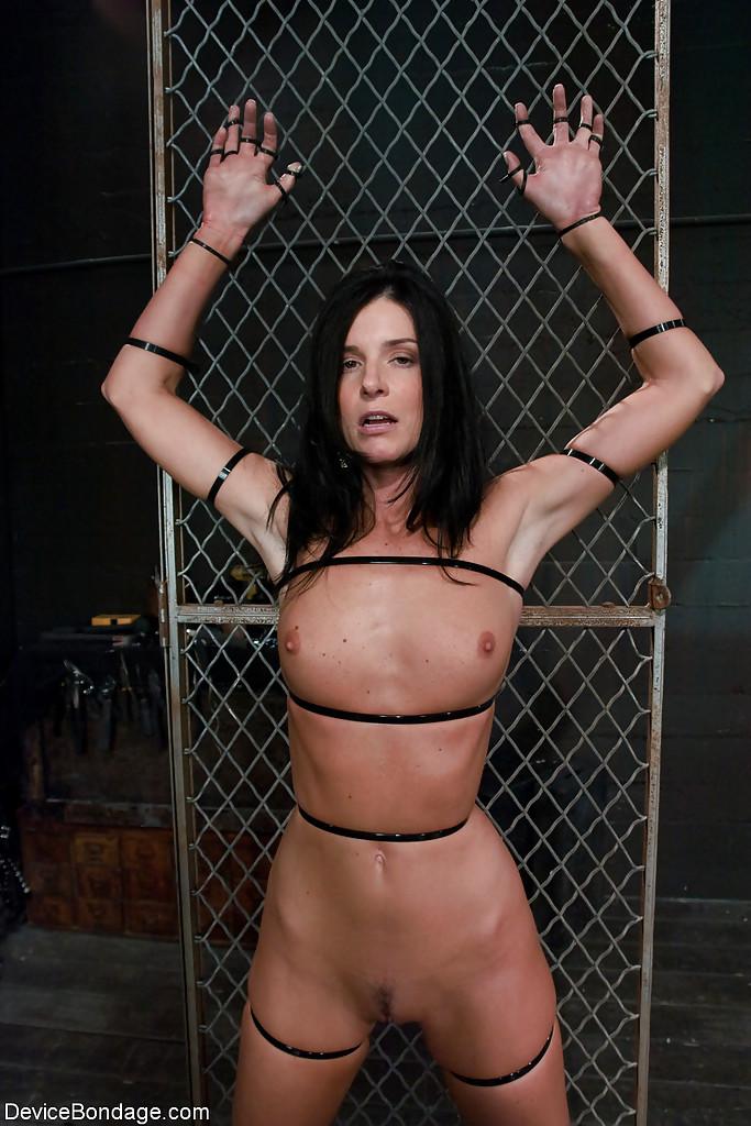 Lesbian Anal Hook Bondage