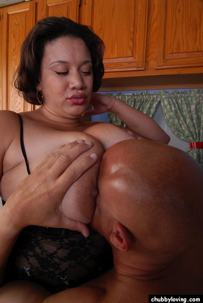 Solo Big Tits Bbw Masturbation
