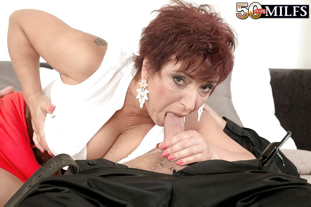 Short hair redhead mature gogo galery tv
