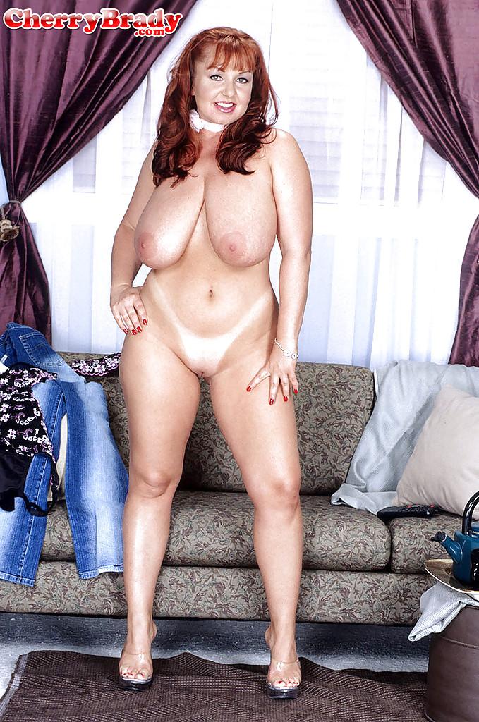 Big Tit Redhead Interracial