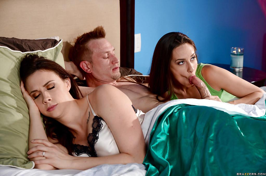 Wife Threesome Big Dick
