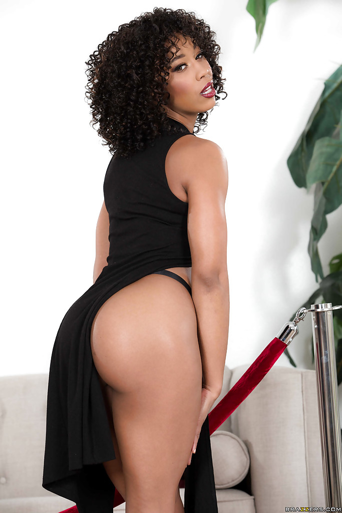 African Black Ebony Female Porn Stars