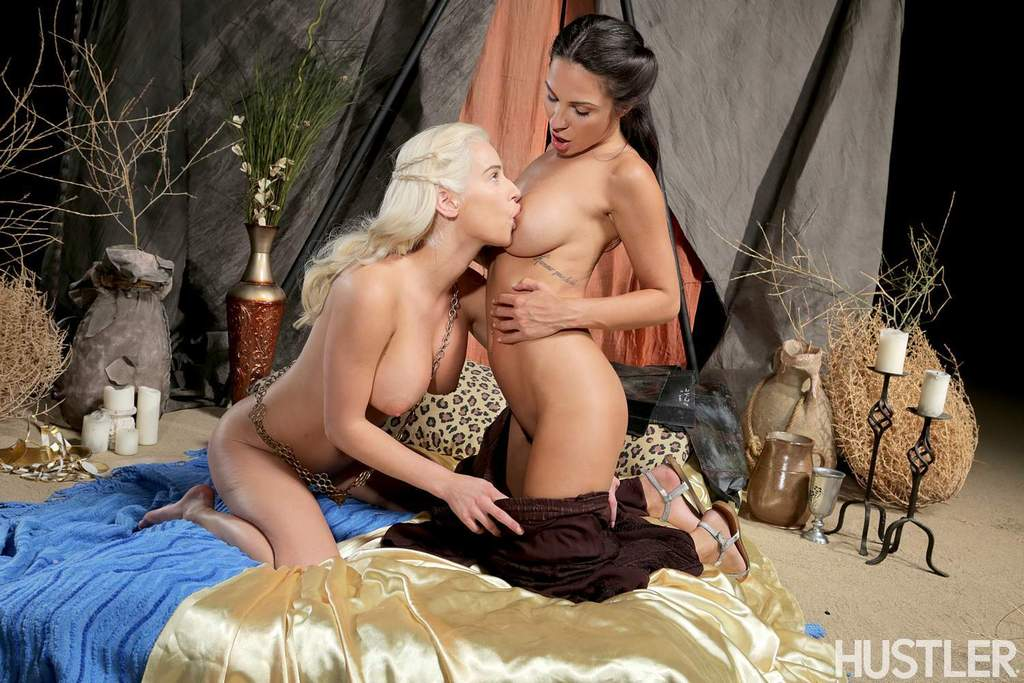 Hairy Asshole Licking Lesbian