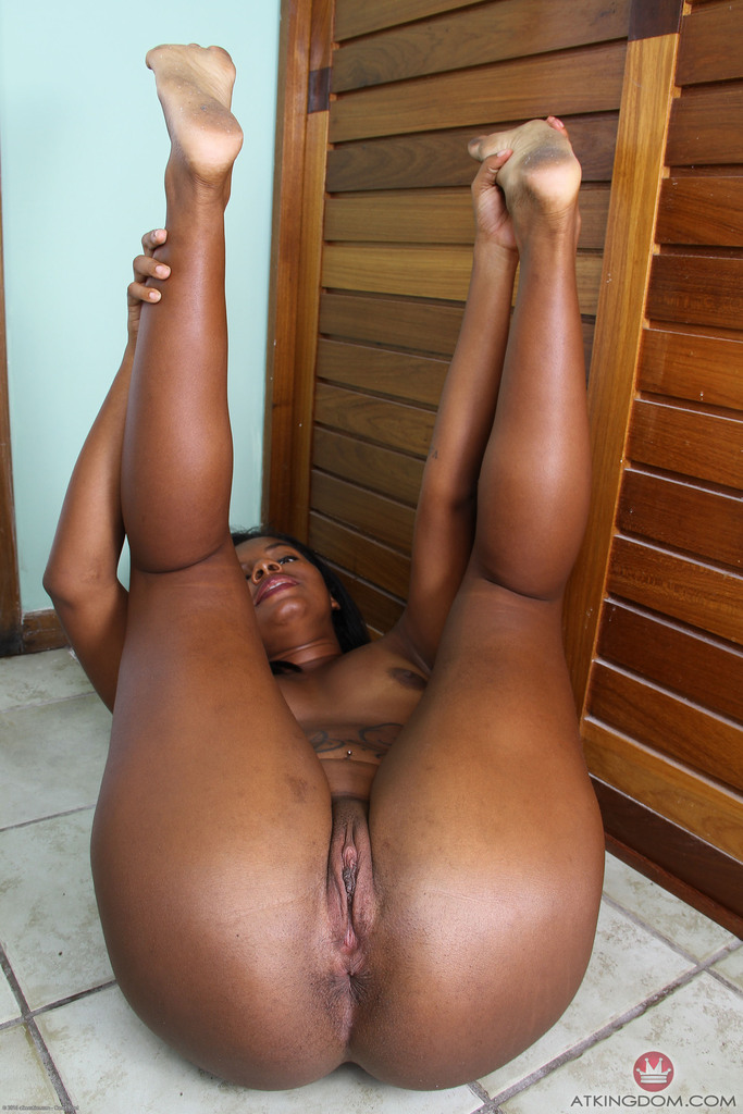Thick Tight Black Pussy