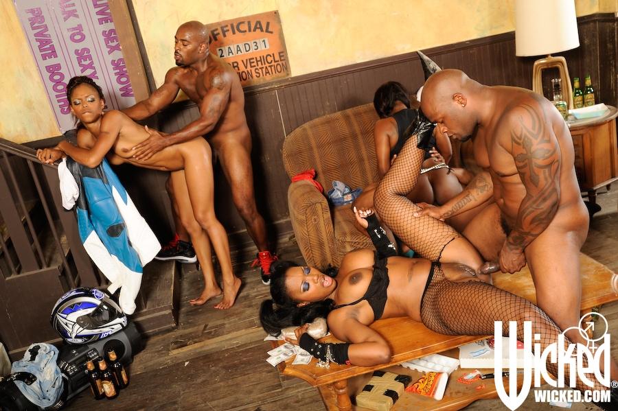 black ebony hairy pussy sex