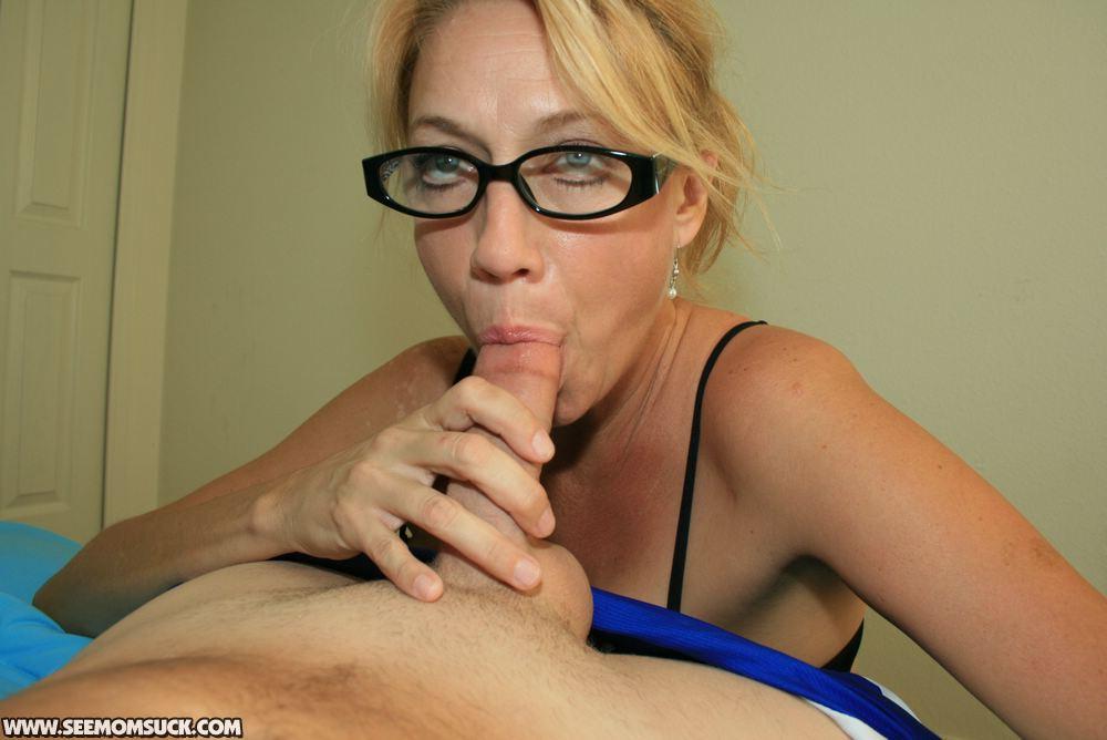Big Butt Blonde Glasses