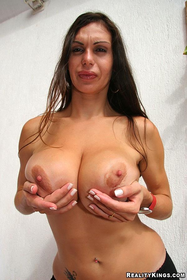 Big Tit Latina Fucks Bbc
