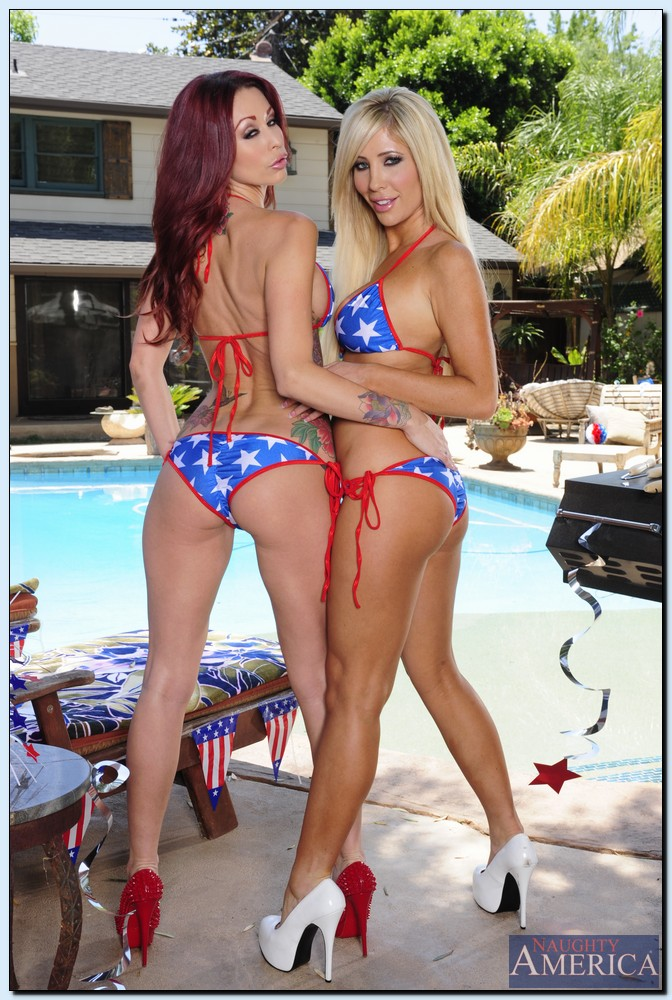 2 Chicks Same Time Tasha Reign Monique Alexander Danny Mountain 55892275
