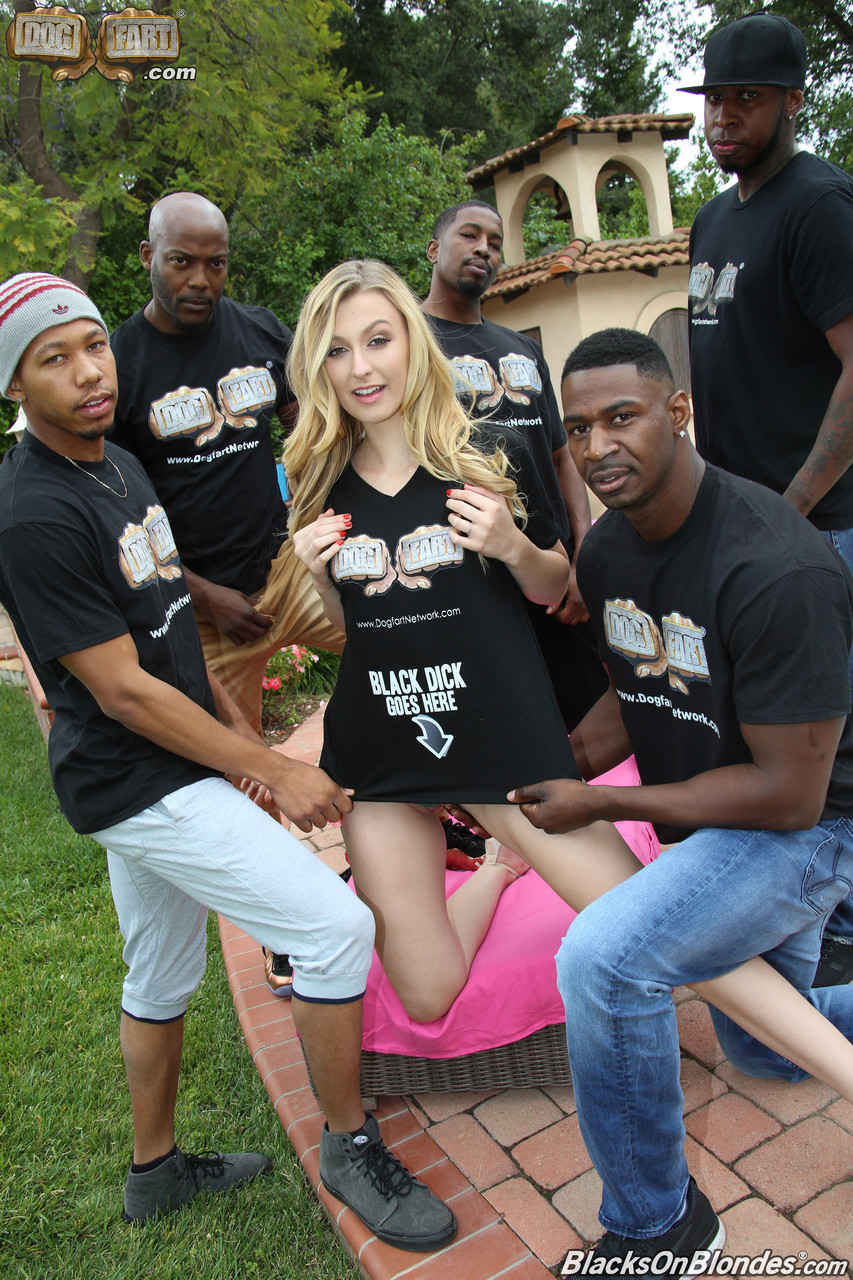 Blacks on Blondes Alexa Grace Isiah Maxwell Jax Slayher Jon Jon Nat Turner Ricky