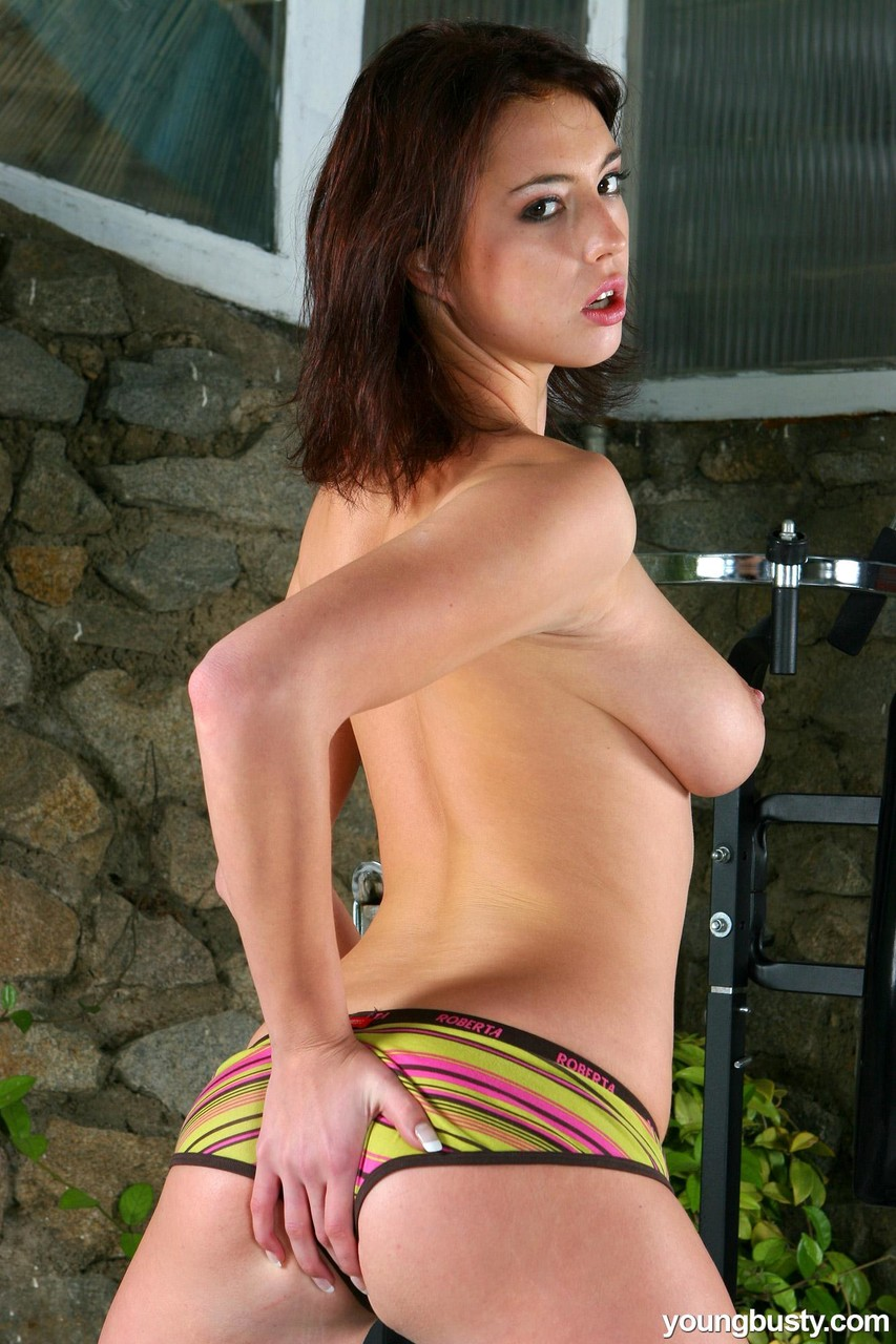 Young Busty Silvie A 51019362