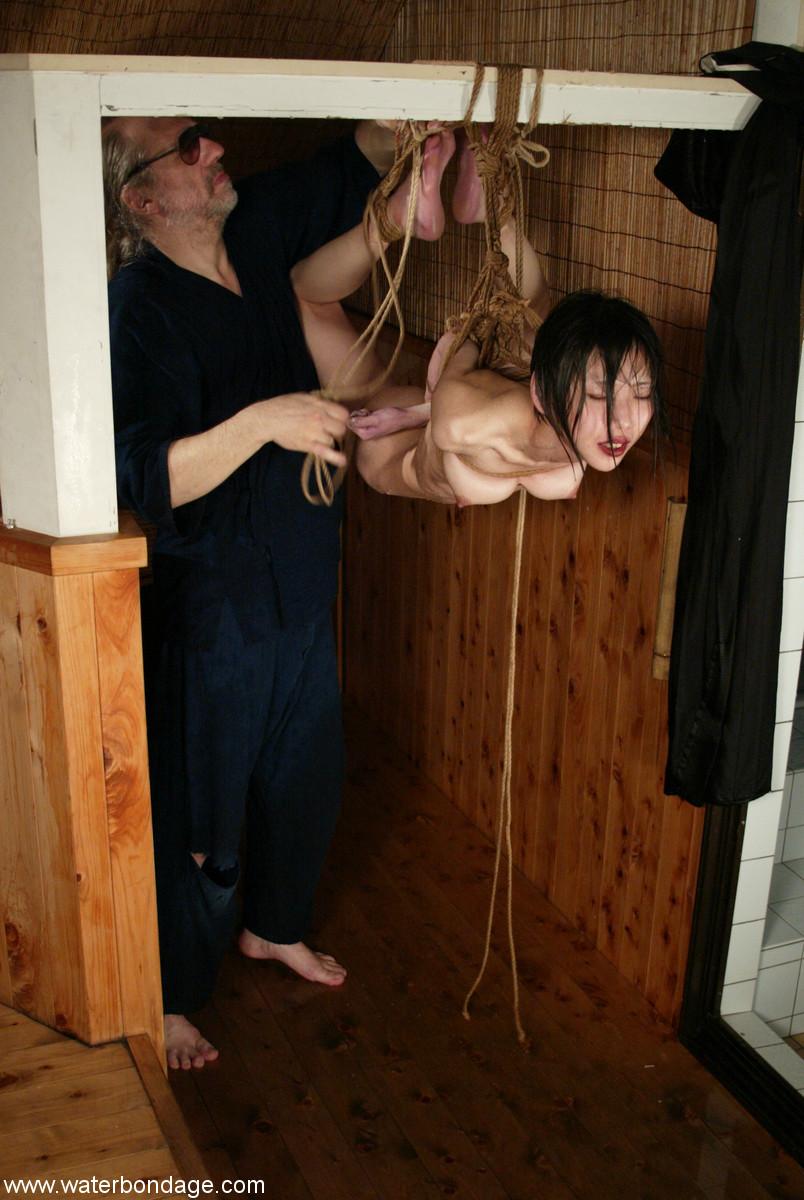 Water Bondage Ageha Asagi Osada Steve 61773824