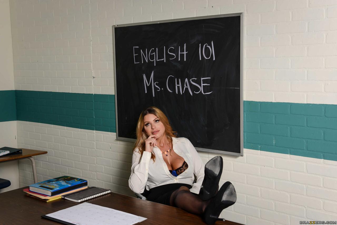 Big Tits At School Brooklyn Chase Alex Grey 47947935