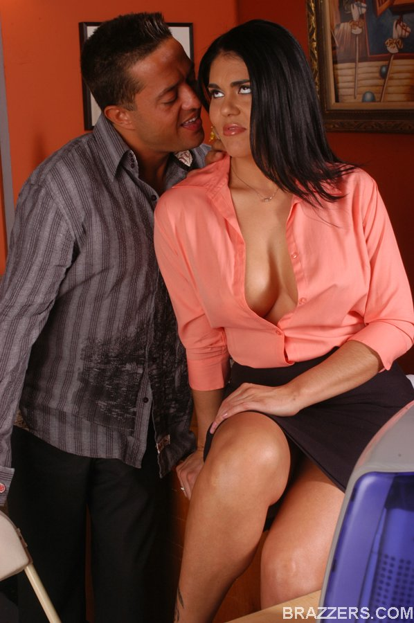 Big Tits At Work Olivia Olovely 86968464