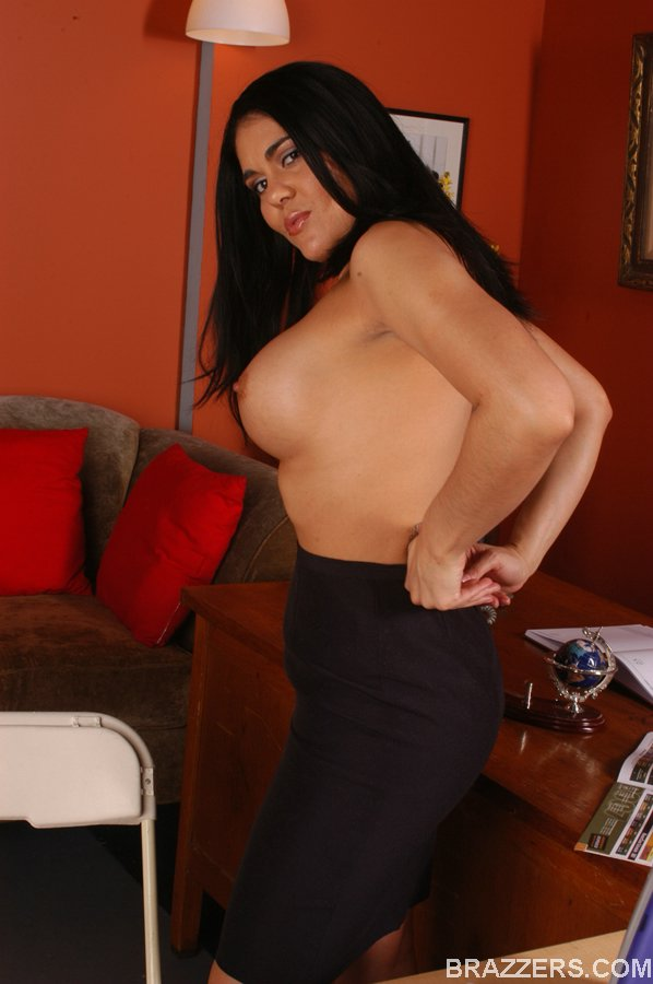 Big Tits At Work Olivia Olovely 89696694