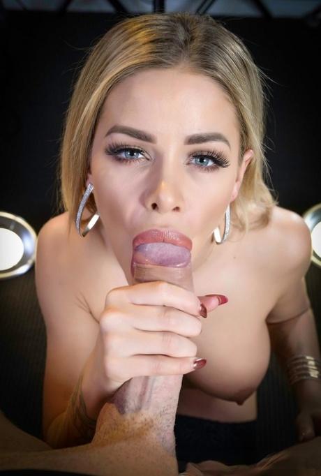 Sadie Holmes Pov Blowjob