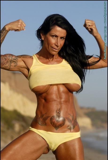 Ava Jordan Nude