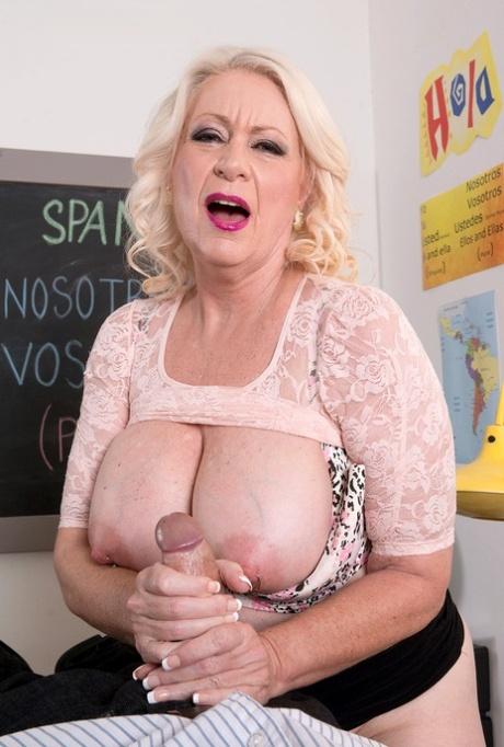 Pics granny big boobs 24 Girls