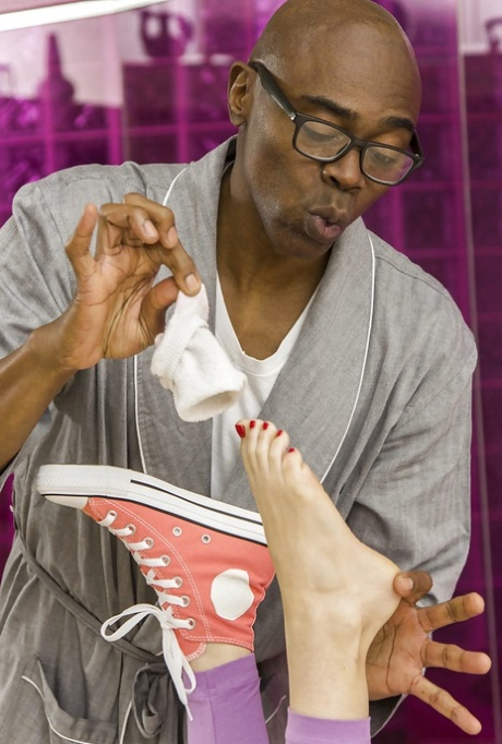 Feet riley reid Riley Reid's