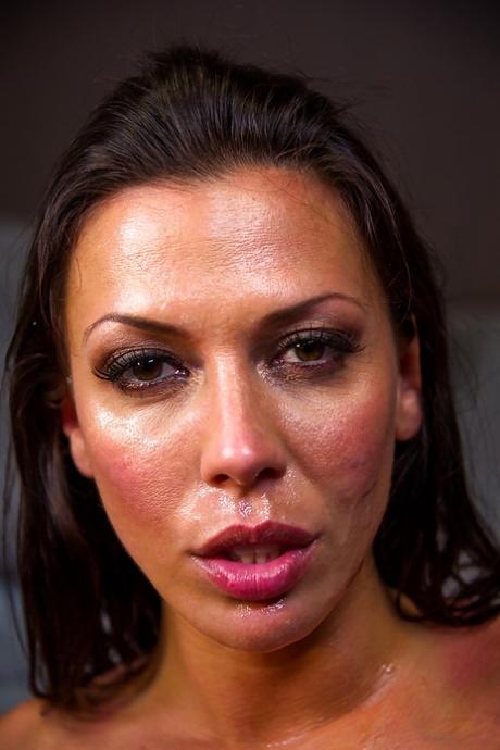 Starr facial rachel Rachel Starr