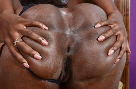 Pussy black ass Mega Black