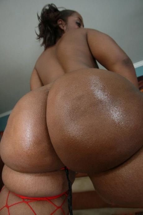 Big Black Juicy Ass