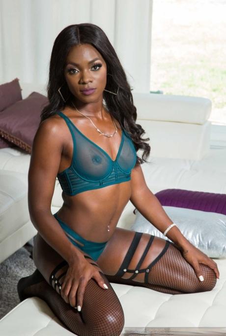 Hot ebony in lingerie pirn star Ebony Lingerie Porn Pics Pornpics Com