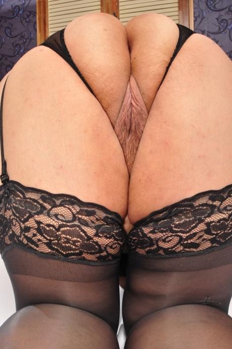 Bbw stockings pics