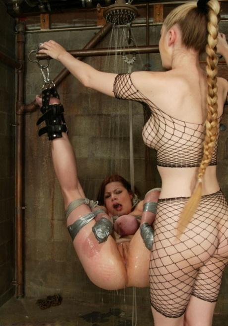 Water Bondage Mallory Knots