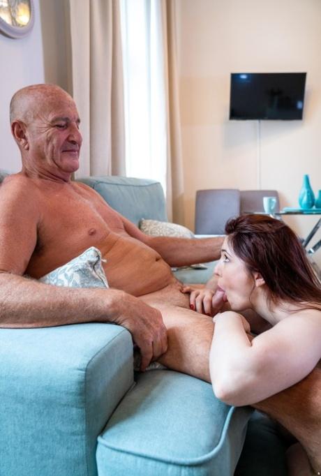 Man porn old Old man: