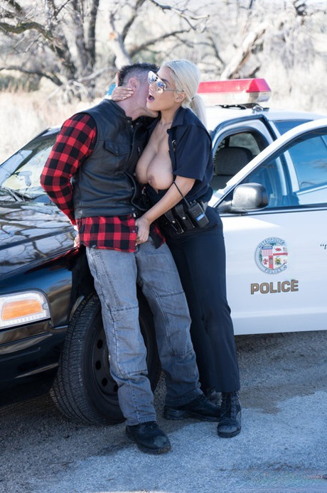 Pics police porn Free Police
